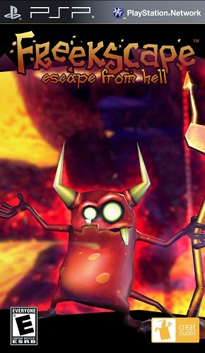 Freekscape: Escape From Hell PSP