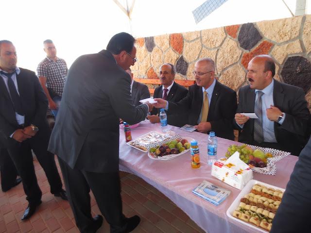 صور افتتاح منتزه الفردوس (النادي الرياضي) بحضور رئيس الوزراء د.رامي الحمدلله IMG_2945