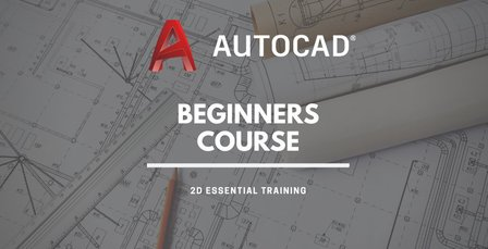 Online AutoCAD Beginners Course - Zero to Hero Fast with AutoCAD course with Michael Freeman
