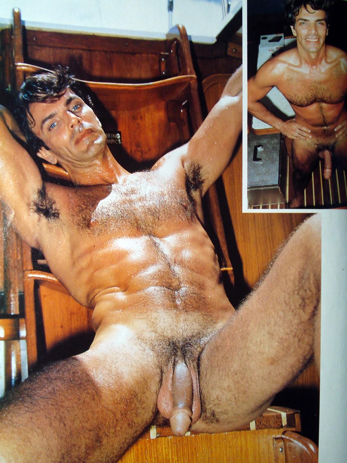 Homem Nu Do Brasil Ator Victor Wagner-3892