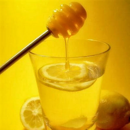 медово-лимонная маска