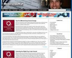 BusinessM 2 - Multicolor Theme