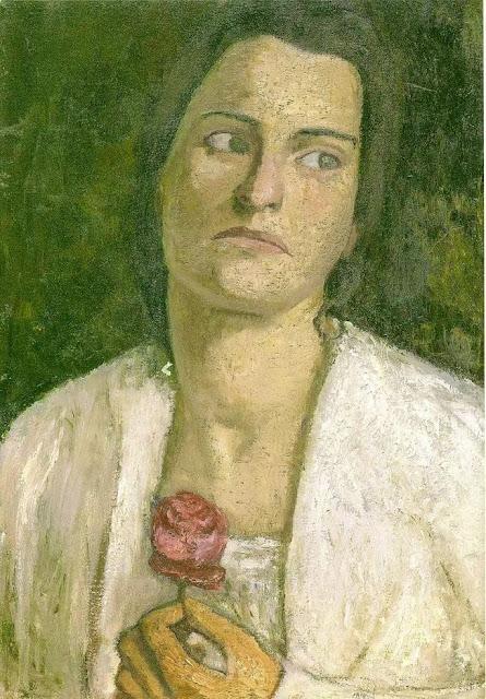 Paula Modersohn-Becker - Clara Westhoff-Rilke
