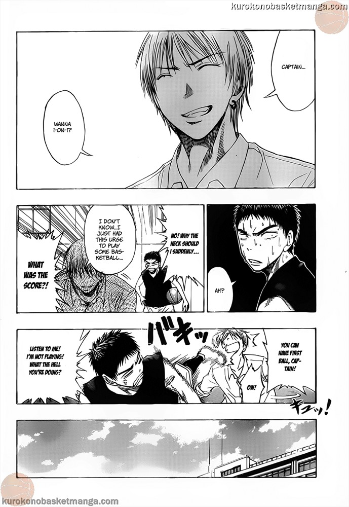 Kuroko no Basket Manga Chapter 51 - Image 14