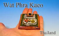 Wat Phra Kaeo -Thailand-