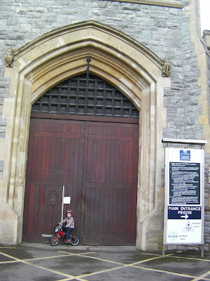 decommissioned victorian prison copnor portsmouth