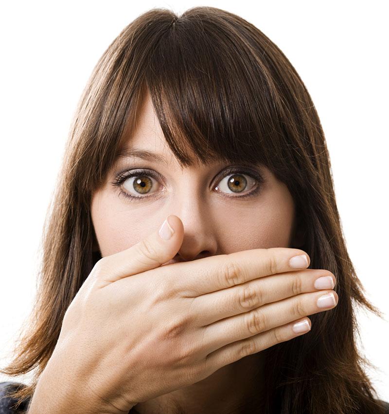 Sâu răng có gây hôi miệng không