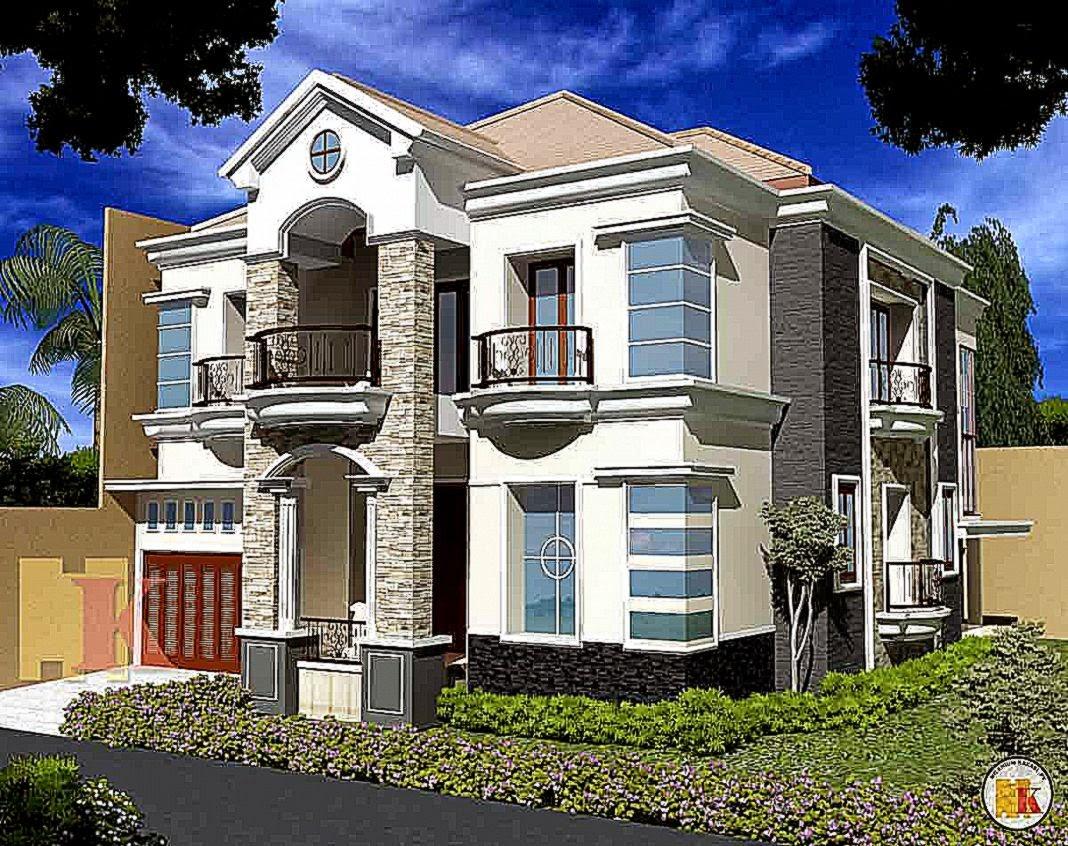 Desain Bangunan Rumah