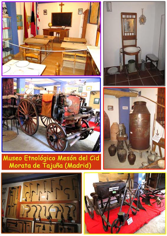 Museo etnológico Mesón del Cid