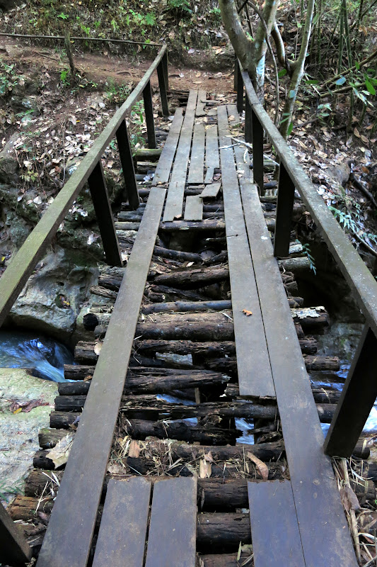 Sketchy bridge