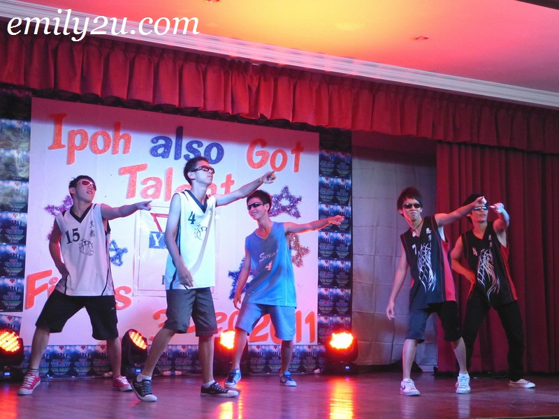 Ipoh also Got Talent 2011 finals
