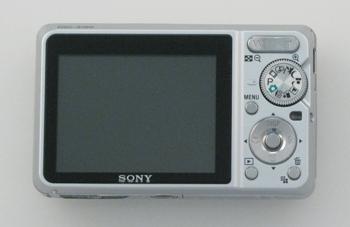Sony Cyber-shot DSC-S780