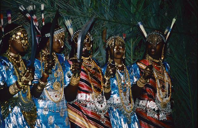 الزواج والافراح فى جيبوتى تتناغم العادات العربية والافريقية (( صور ))Djibouti  027%252520Mariage%252520afars%252520decembre%2525201990