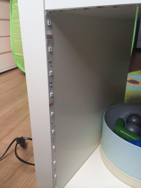 bahut%25201 A relire : Meuble Ikea + RGBW + Led
