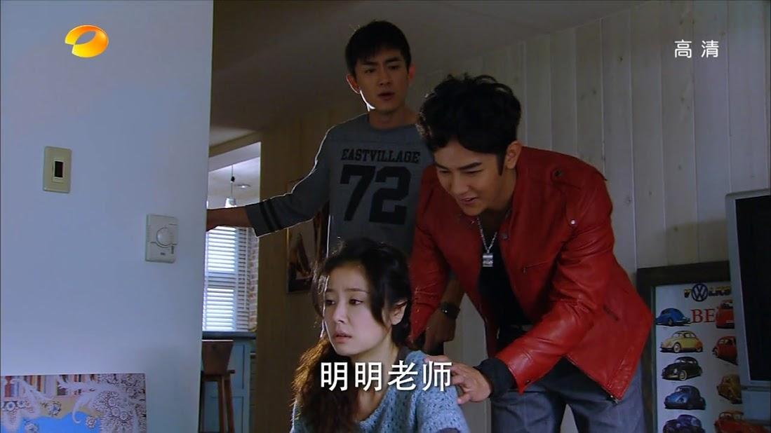 Lin Geng Xin, Jiro Wang, Ruby Lin