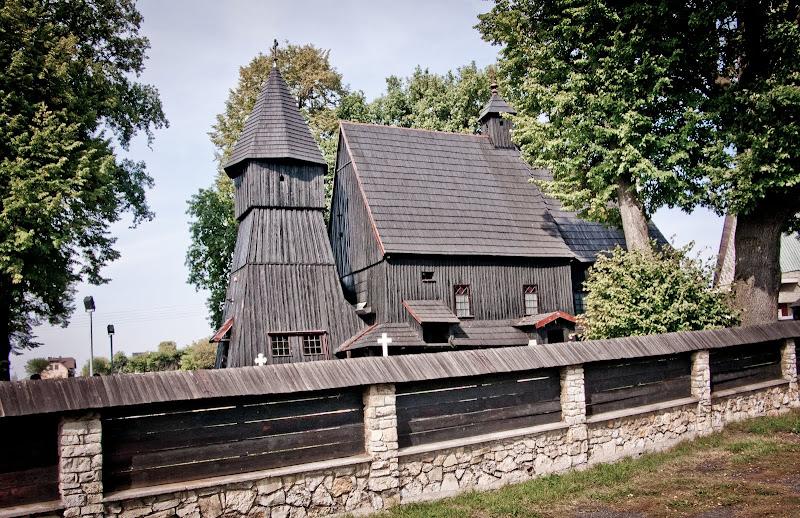 Szlakiem drewnianej architektury w okolicach Gliwic....