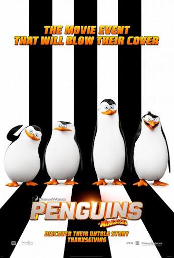 Biệt Đội Cánh Cụt Vùng Madagascar - The Penguins Of Madagascar