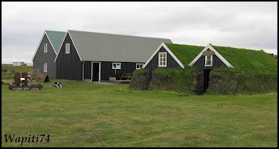 Un tour  d'Islande, au pays du feu... et des eaux. 11quint-Hellissandur