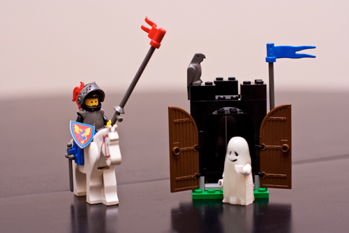LEGO Black Monarchs Ghost