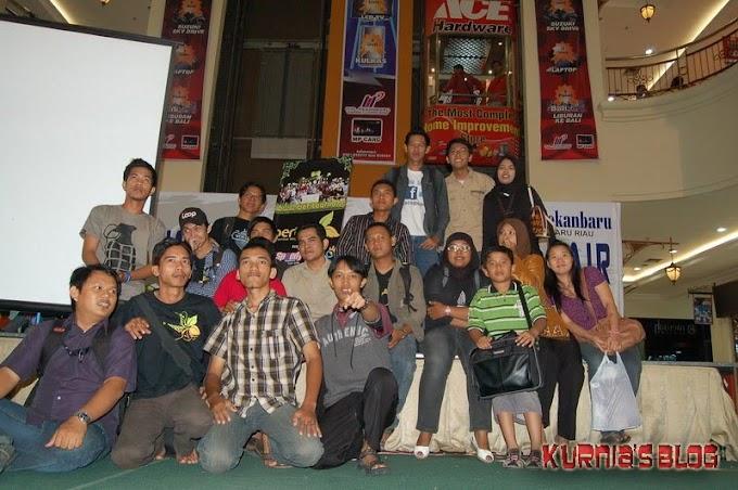 Budaya Berbagi dalam Komunitas Blogwalking /20'