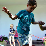 Kinder - Slackline & Piratentag am 20.08.13