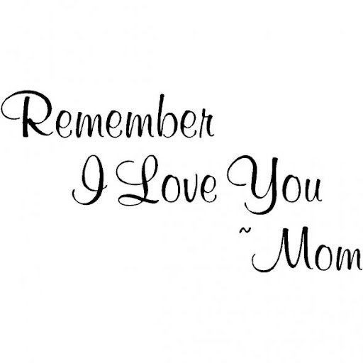 I Love You Mom Quotes From Daughter Tumblr : Love You Mom Quotes From Daughter Tumblr Images & Pictures - Becuo
