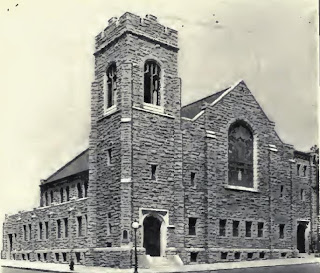 Lutheran Church of the Reformation-North Avenue Baltimore