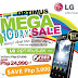 LG Optimus 2X Mega SALE - July 1 to 10, 2011 : Php 24,990 ONLY! List of Participating Stores Nationwide