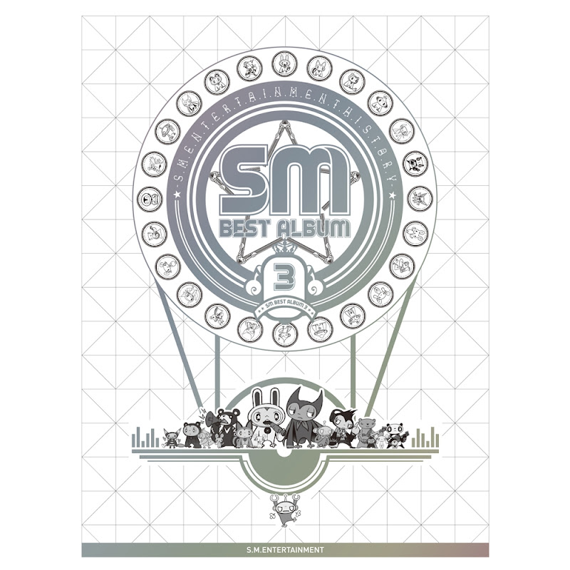 [Album] SM Town   SM Best Album 3 (6 CD)