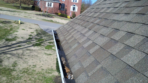 Gutter Cleaning Gutter Guards Failed