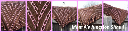 Mom A Junction Shawl