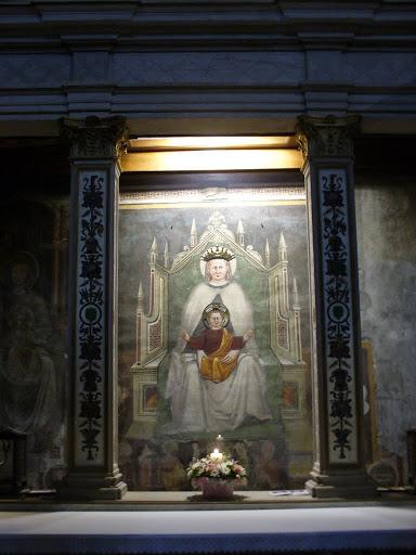 L'immagine della Madonna con il Bambino