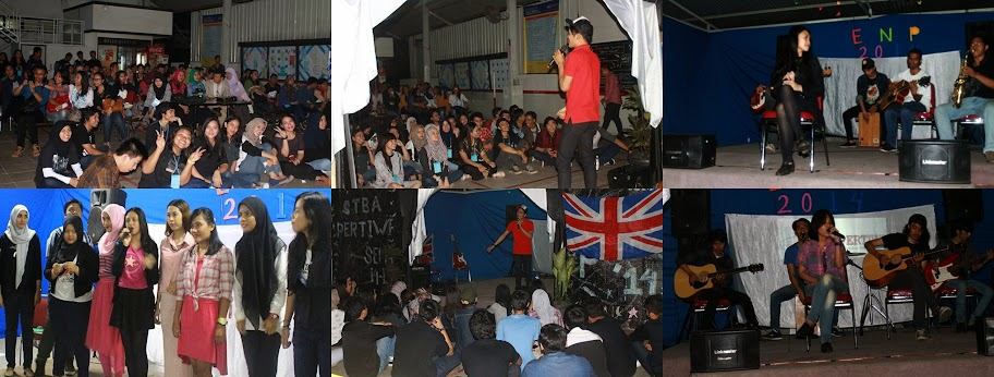 English Night Performance