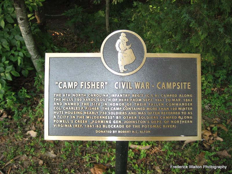 Camp Fisher Marker