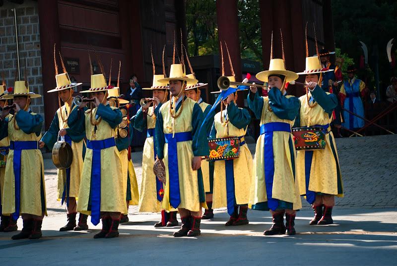 Korea -- Seoul Heritage Village..