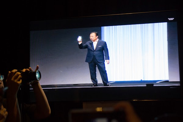 JK Shin, President & CEO Samsung Electronic