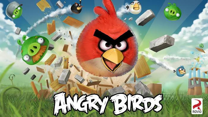 Hình nền về những chú chim điên trong Angry Birds - Ảnh 11