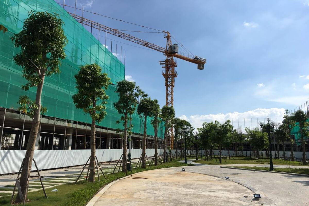 Dự án Bình Minh Garden