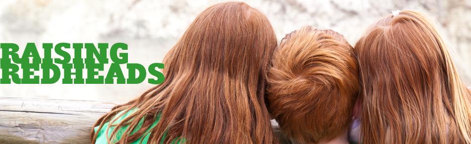 raising redheads