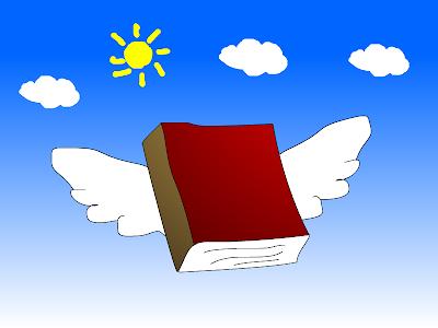 Knjiga sa krilima