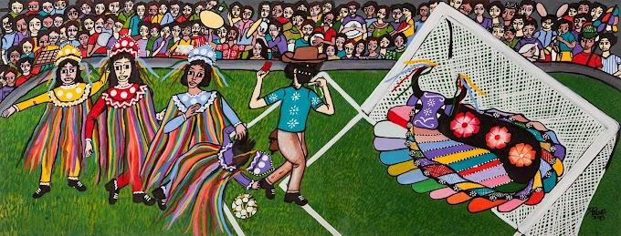 Arena das Dunas: abertura oficial tem exposição de artistas potiguares