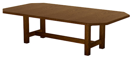 "68"" x 44"" Groveland Conference Table in Twilight Oak"
