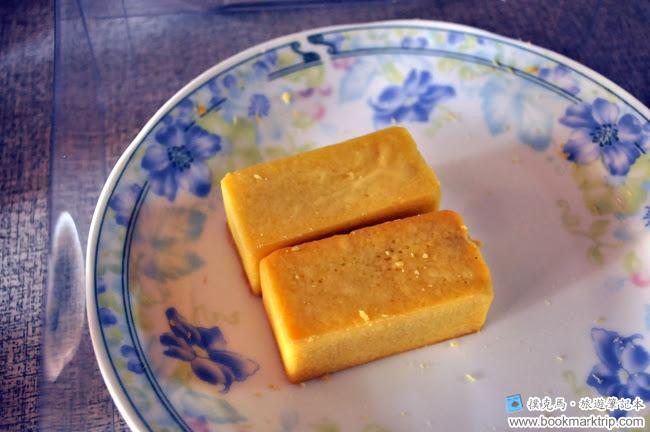 小美布丁蛋糕鳳梨酥
