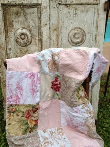 Three Quilts, Three Days