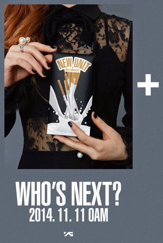 ผลการค้นหารูปภาพสำหรับ YG Entertainment กลับมาพร้อมกับคำถามที่คุณชื่นชอบ 'Who's Next?'