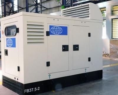 Máy phát điện FG Wilson 400kva – 2000kva