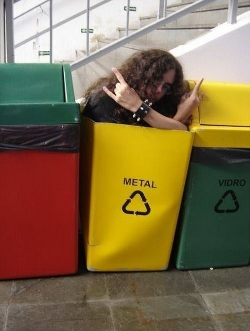 How To Recycle Metal