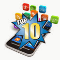 Onze App Top 10 met Top Apps voor android, iPhone en iPad