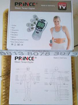 Harga Terbaru Alat Pijat Digital Merek Prince Mesin Terapy Digital Germany