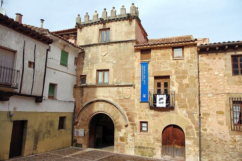 Turismo rural en Sigüenza. Casa del Doncel de Sigüenza
